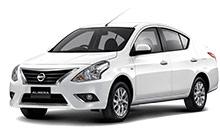 Nissan Almera <br>Automatic gear