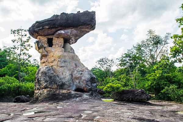Phu Prabhat Historical Park
