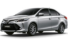 Toyota Vios (New Model) <br>Automatic gear