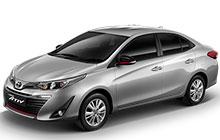 Toyota Ativ. 1.2L, Automatic gear.