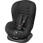 Free child seat with rental car