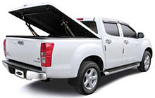 Isuzu Dmax. Double Cab Pickup Truck Automatic gear
