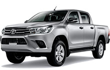 Toyota Hilux Revo Automatic gear. Top of Range