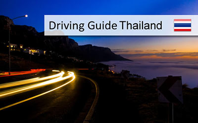Tips about Driving in Thailand