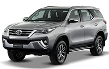 Toyota Fortuner - Automatic gear
