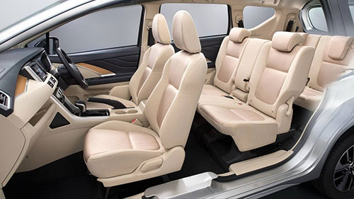 Interior View of Mitsubishi Xpander 1
