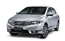 Honda City Automatic gear