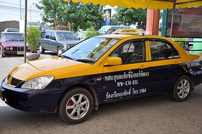 Taxi service Udon Thani
