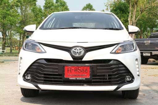Toyota Vios, exterior 2