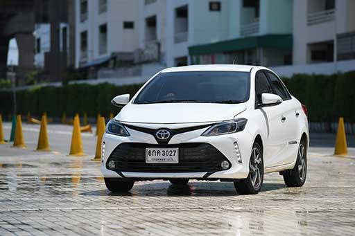Toyota Vios, exterior 3