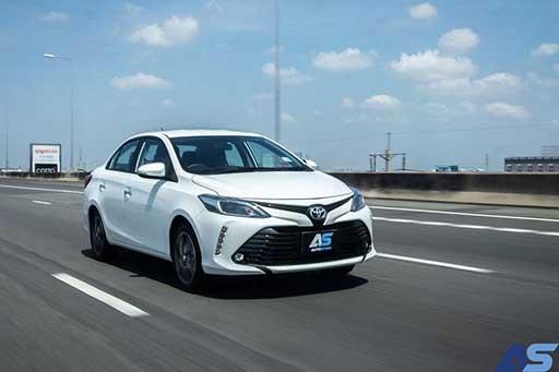 Toyota Vios, exterior 4